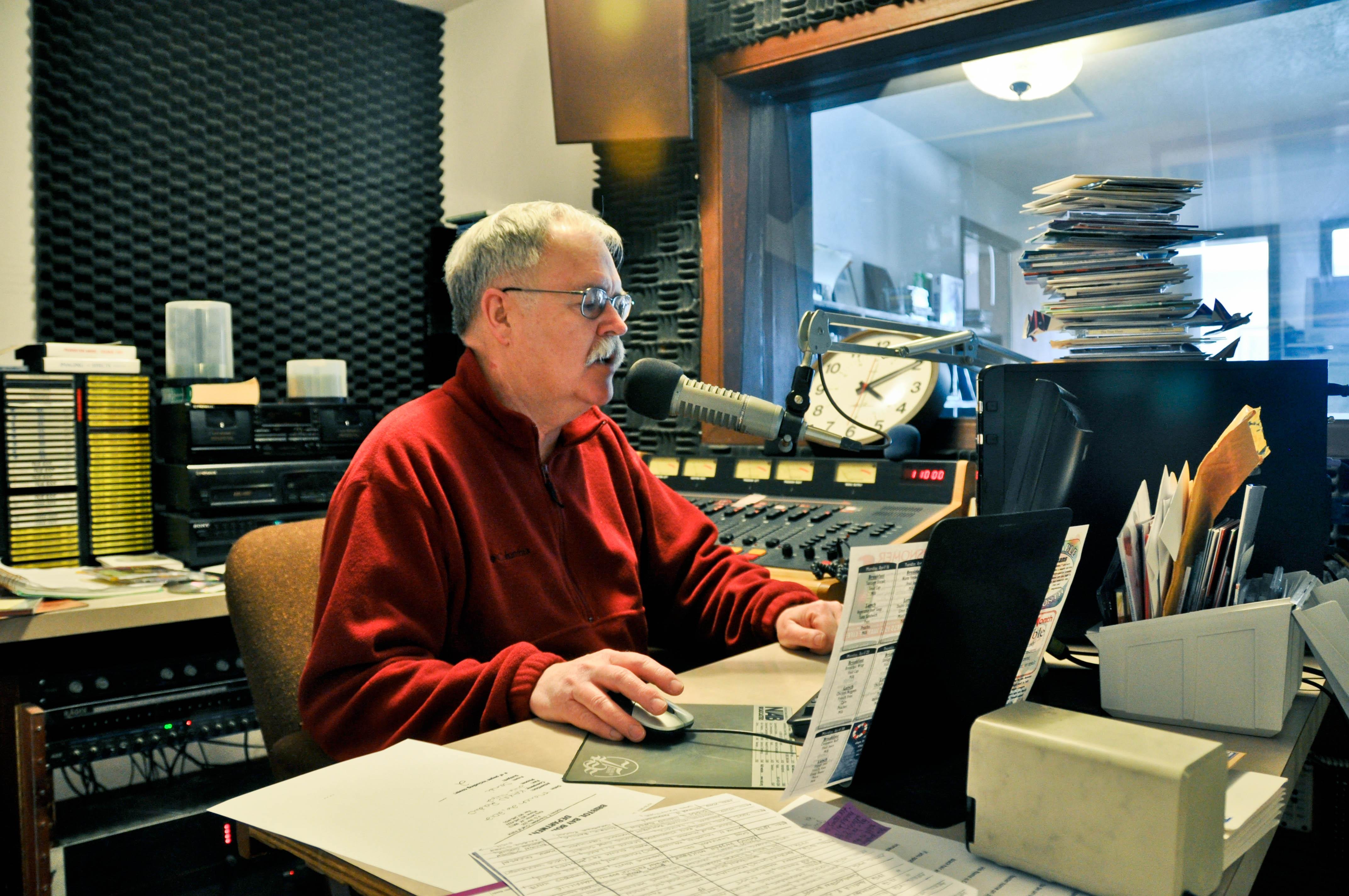 Station Manager Bob Lee